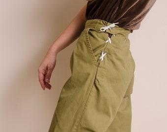 Vintage Peter Pan Crop Pants 25 Waist