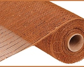 Brown Copper Mesh 10 quot x 10 YARD ROLL RE130104