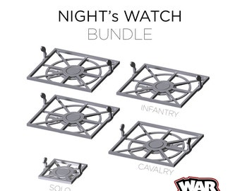 WarRig Night's Watch Starter Bundle for A Song of Ice & Fire Tabletop Miniatures Game