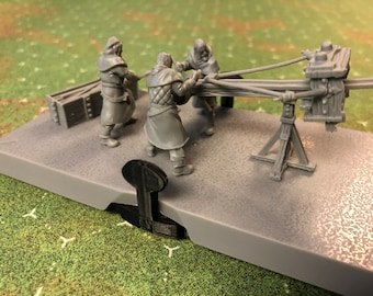 Large Solo War Machine WarRig 2 Pack for A Song of Ice & Fire Tabletop Miniatures Game
