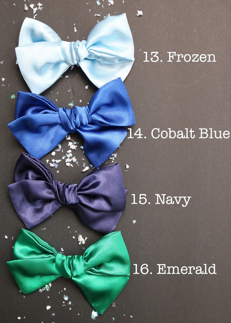 Holiday Tie Up Bows