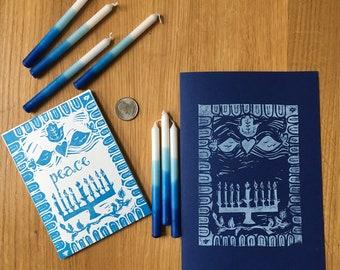 Hanukkah Greeting cards - Set of 3