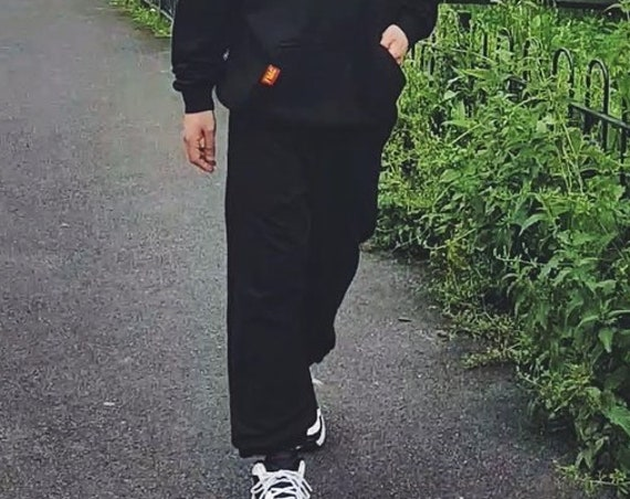 Classic Joggers Black