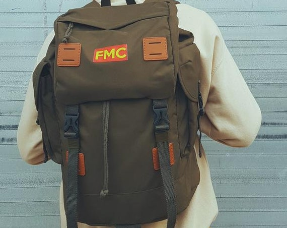 Military Backpack Olive