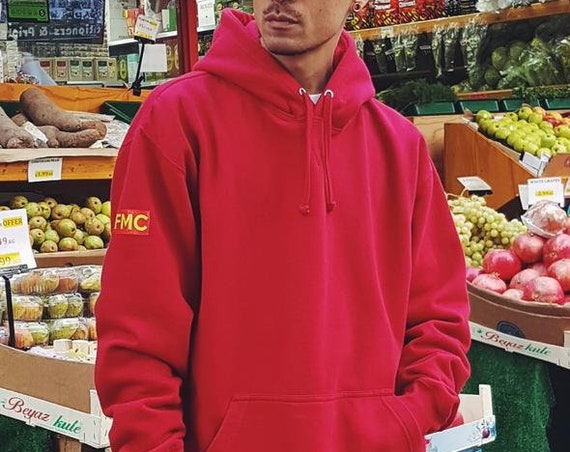 Premium Hoodie Red