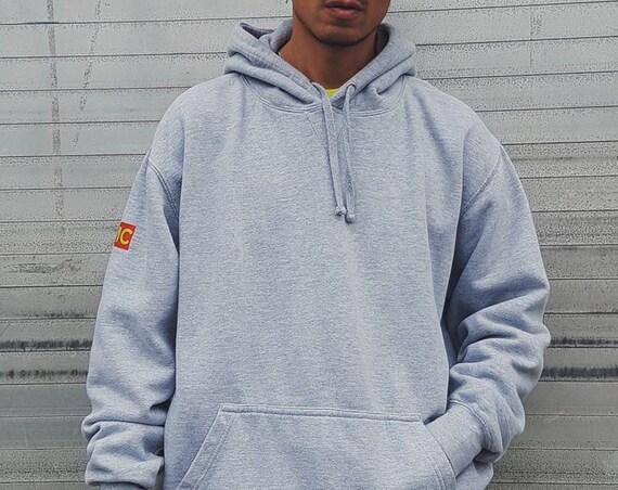 Premium Hoodie Grey