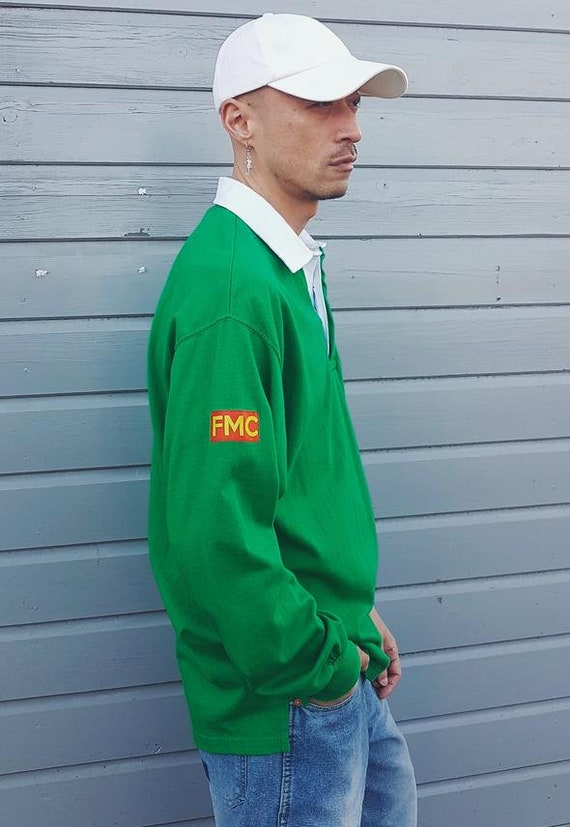Rugby Shirt Kelly Green