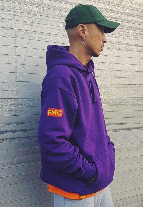 Premium Hoodie Purple