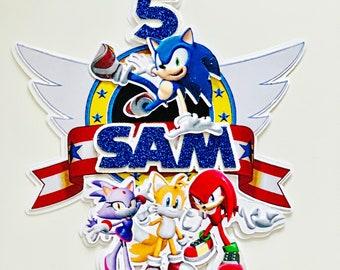 Sonic The Hedgehog Etsy
