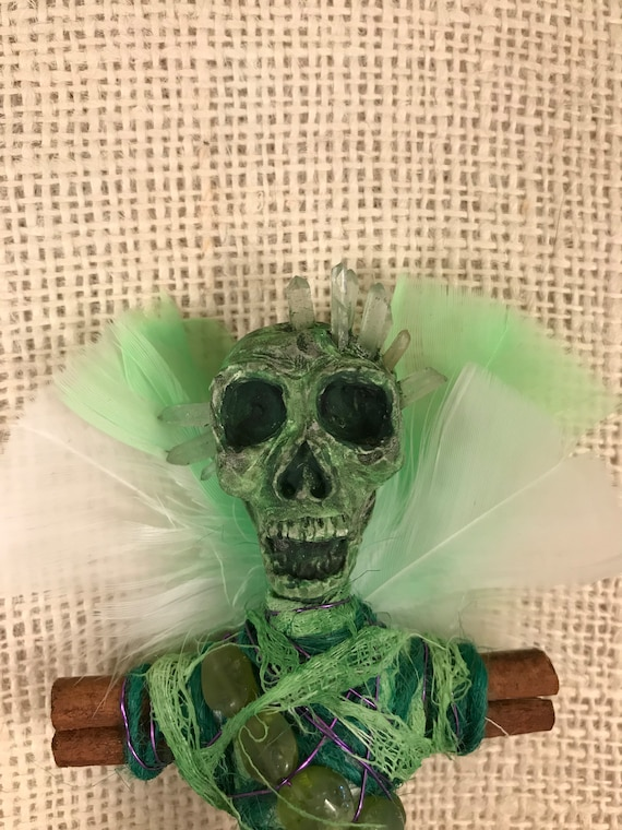 Prosperity, Abundance Doll, Hand Crafted, Altar Figurine, Art Doll, Poppet, Spirit Doll, Voodoo Doll, Divination Tool, Hoodoo, Pagan, OOAK