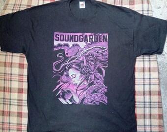 SOUNDGARDEN - vintage T Shirt XXL