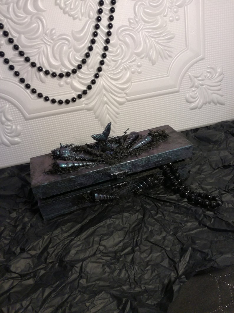 Jewellerycase DARK MERMAID\u201c Gothic Home Decor