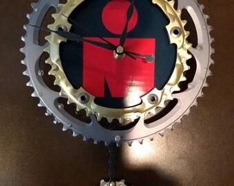 Custom Ironman Triathlete clock