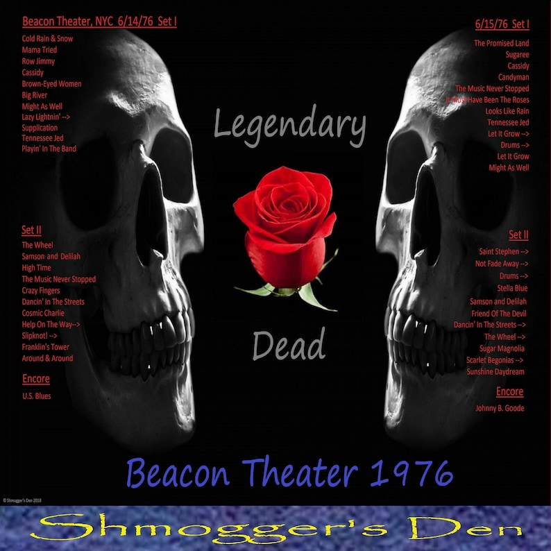 "The Grateful Dead Music Poster 24x36/"" Sunshine Daydream"