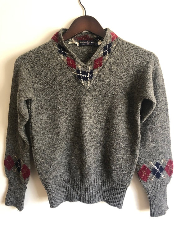 Pullover Mit V ausschnitt from Ralph Lauren on 21 Buttons