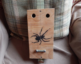 Handmade one string Diddly Bow guitar, handmade, one string guitar, diddly bow, guitar, cigar box