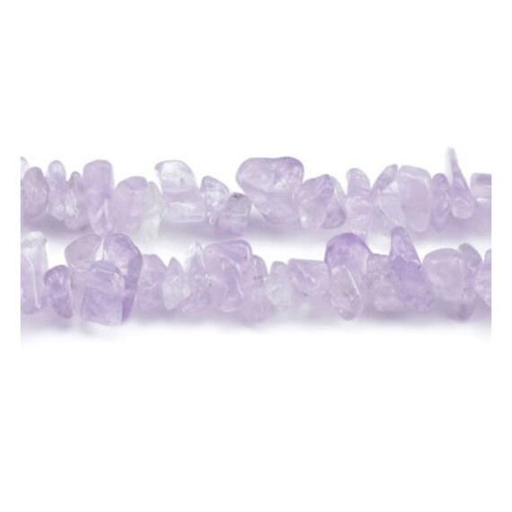 Pcs Handcut Gemstones Jewellery Making Amazonite Chip Beads 5-8mm Turquoise 240