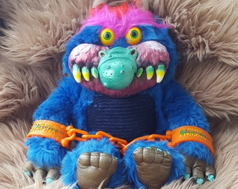 My Pet Monster Etsy