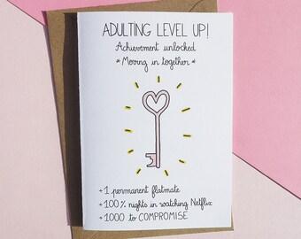 housewarming card etsy