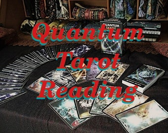 Star Gazer 5-Card Quantum Tarot Spread ~ FAST delivered in 24hrs or less!