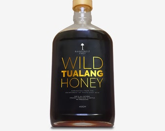 Wild Tualang Honey - FDA Approved - Rainforest1st