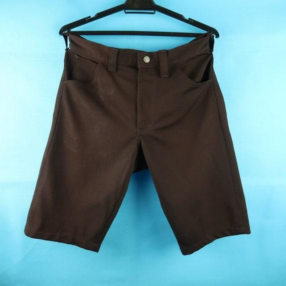 Vintage Lee Riders Short Pants Brown sz W33