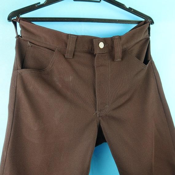 Vintage Lee Riders Short Pants Brown sz W33 - image 2
