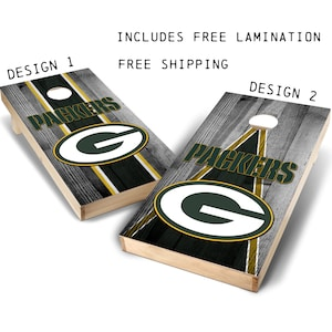 Set of 2 High Quality Laminated Cornhole Boards Wraps 24x48 inch\u2013 Unique Designs NEW!! Custom Graphics Made in America!