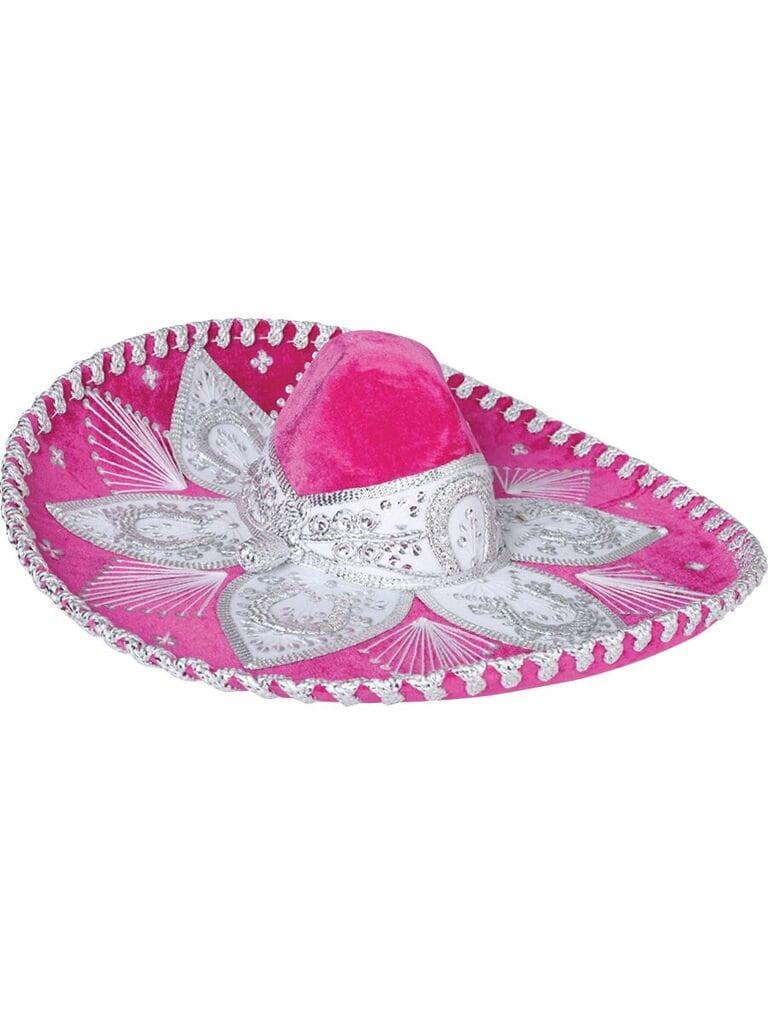 Sombrero Charro Rosa-600764  f0b2237627f