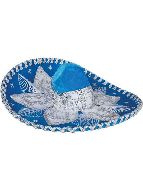 1de9ef9d56681 Sombrero Charro azul marino-600761