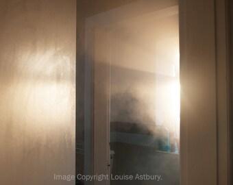 Fine Art, Photographic Print, Singing Bathroom