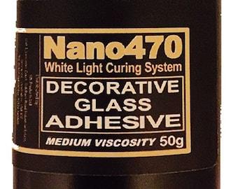 Nano470 Medium Viscosity Decorative Adhesive 50g