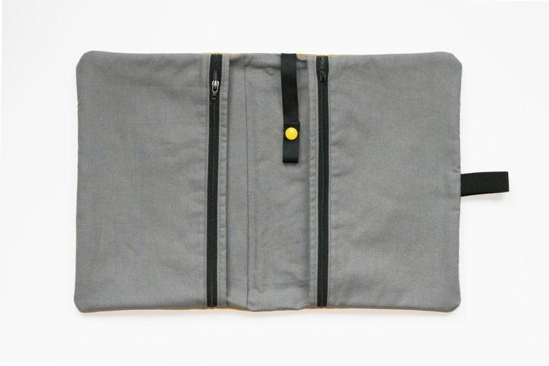 Diaper bag SENFGELB