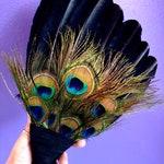 Large Ceremonial Smudge Fan