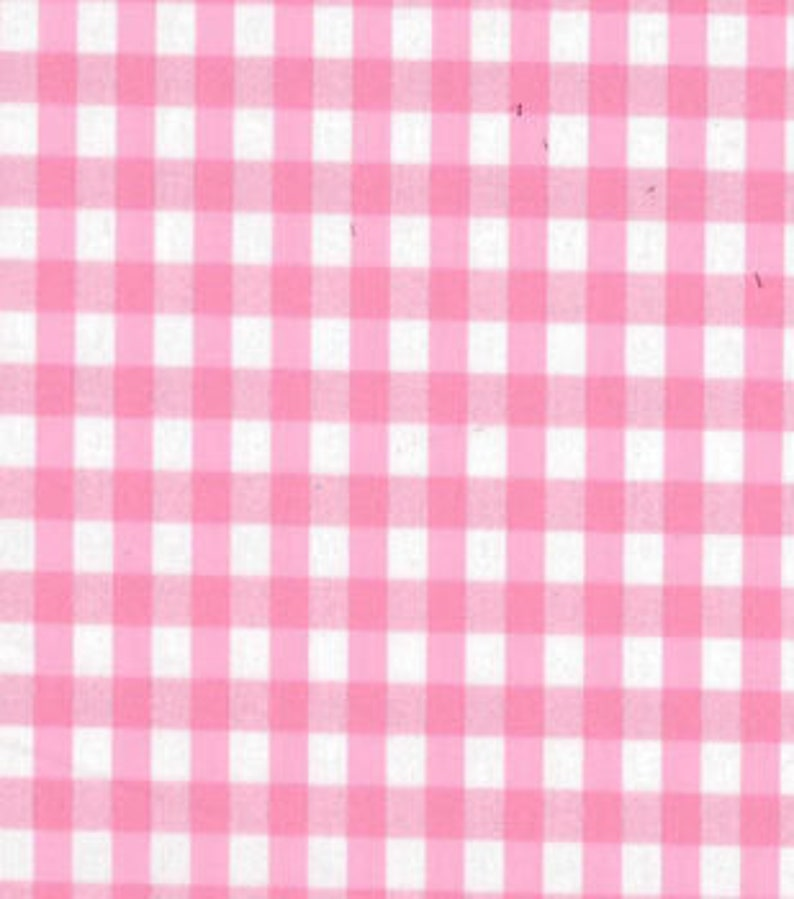 Pink Checked 1st birthday Outfit Monogrammed Girls Pink Ruffle Sun Outfit Pink Sun outfit *