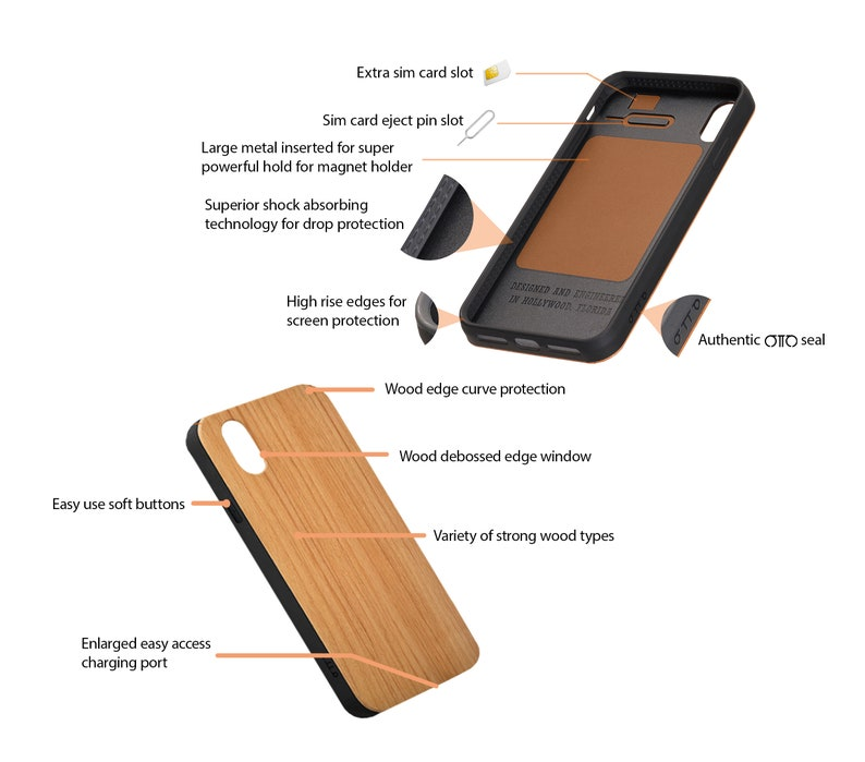 Samsung S20 Ultra iPhone 12 Mini 8+ FE Xr SE 6+ 7+ S8 Wood Case LE X 20 S9 + 9 Anubis 10+ Note 8 Xs 11 Pro Max