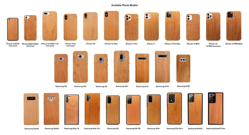 Vito Corleone 11 Pro Max 6+,Samsung S20 Ultra UV S9+ Note 8 SE 9 iPhone 12 Mini 7+ 10+ 20 Xr S8+ Wood Case X Xs 8+ FE