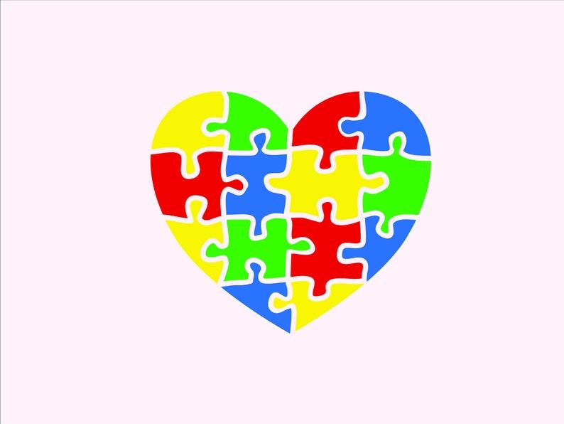 321af4d12 Puzzle svg Autism puzzle svg Autism awareness svg-Autism