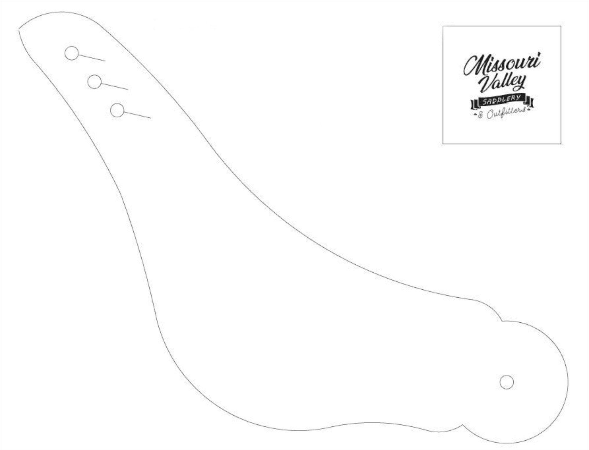 Spur Strap Pattern 04