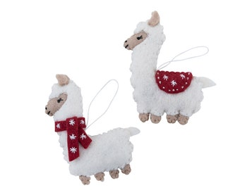 llama christmas tree decoration llama christmas tree christmas decoration tree decorations