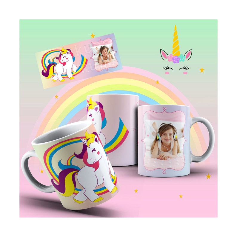 photo relating to Unicorn Template Printable named 15 Unicorn template printable mug sublimation style unicorn template down load templates unicorn down load mug 4 blouse unicorn template blouse
