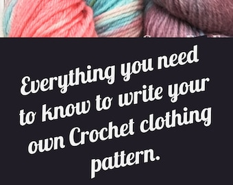 How to Write Your Own Crochet Pattern