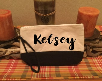Personalized Make-Up Bag