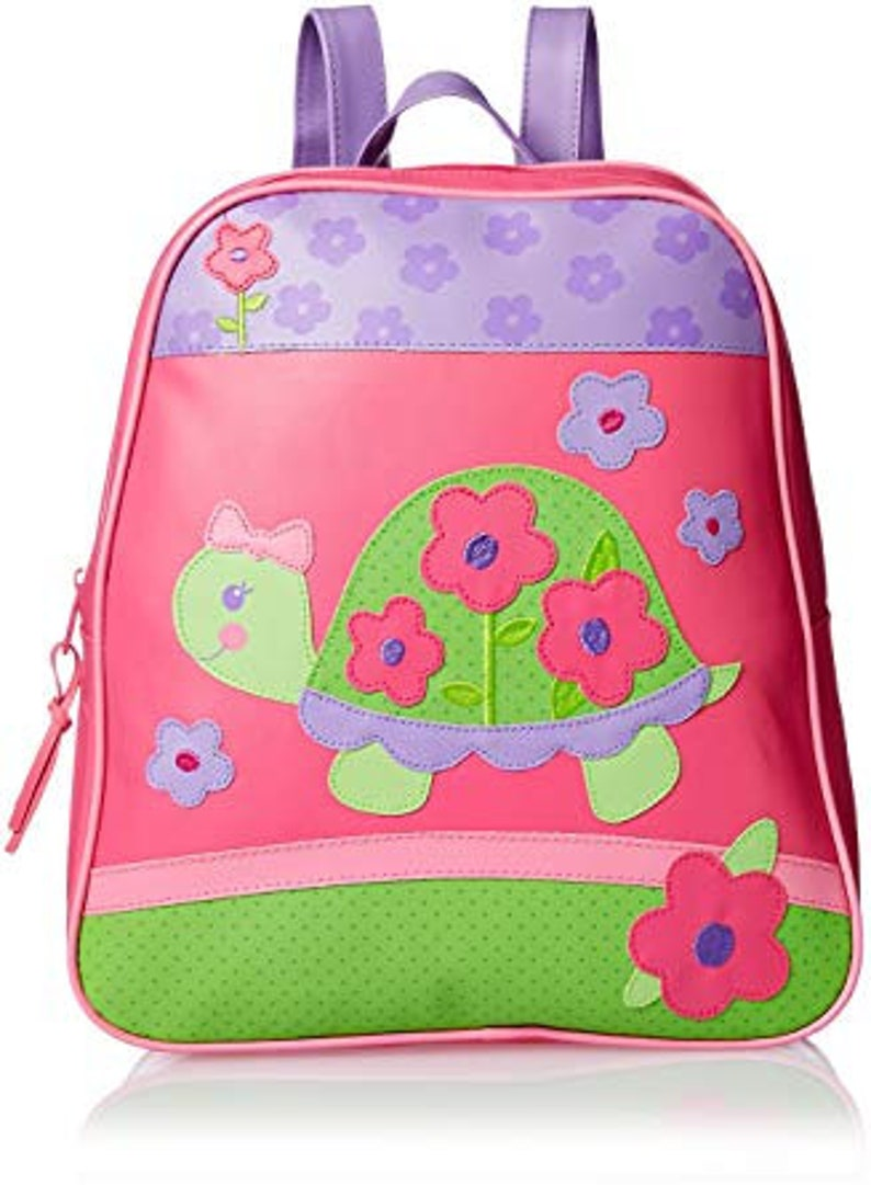 Stephen Joseph Go Go Backpack Turtle