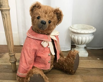 collectible sailor teddy bear 'Fabian'