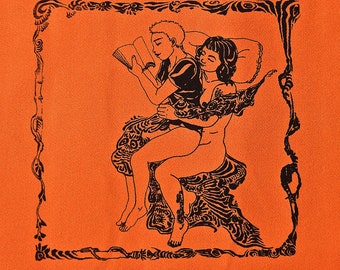 UNHEMMED -Orange- Up for Anything- Reading erotica outloud