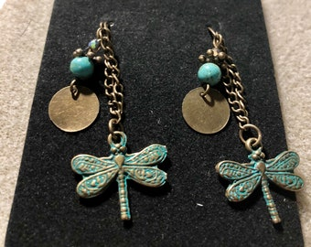 Dragonfly dangles
