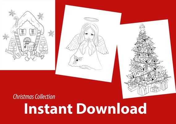 Christmas Coloring Pages Crafts For Kids School Activity Coloring Pages Kids Coloring Pages