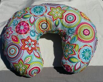 Flower Burst Nursing Pillow Cover