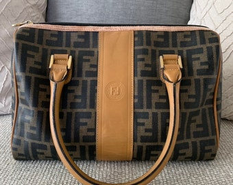 0bd098daa0 Vintage Fendi Bag Purse